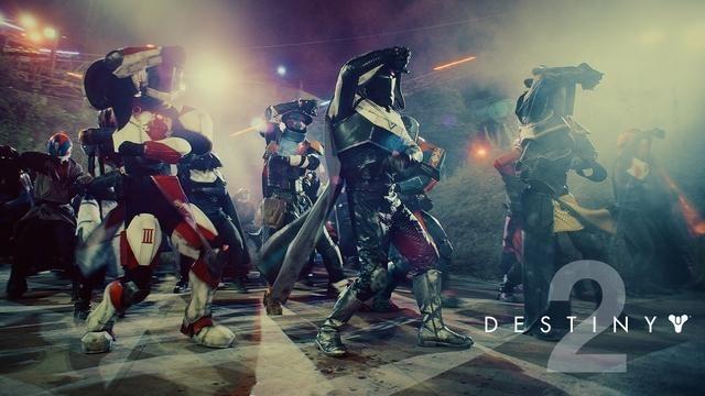本日発売『Destiny 2』の世界を実写化してストリートダンスセッションで表現!? Web限定の特別映像を公開!