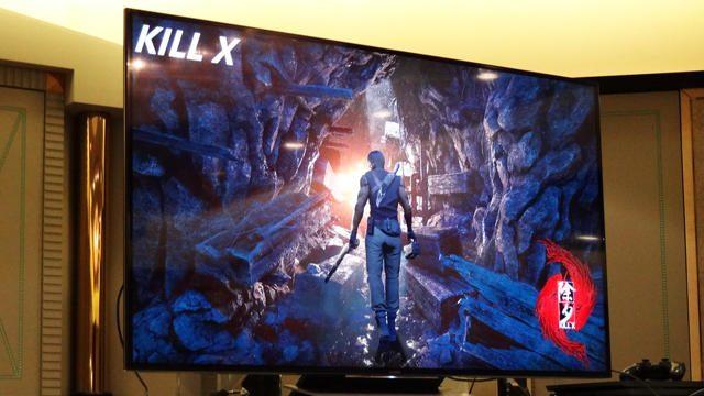 【TGS2017】PS VR『Kill X』──未知の生物が跋扈する無人島に隠された秘密を暴け!