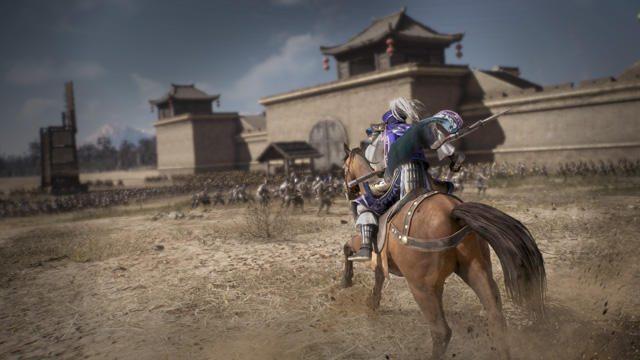 オープンワールドを採用した『真・三國無双8』のゲームの流れをチェック! 新たな「無双」の遊び方とは?