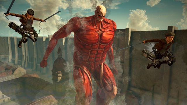 『進撃の巨人2』の発売日が2018年3月15日に決定! 限定版や特典が明らかになり、DL版の予約受付も開始!