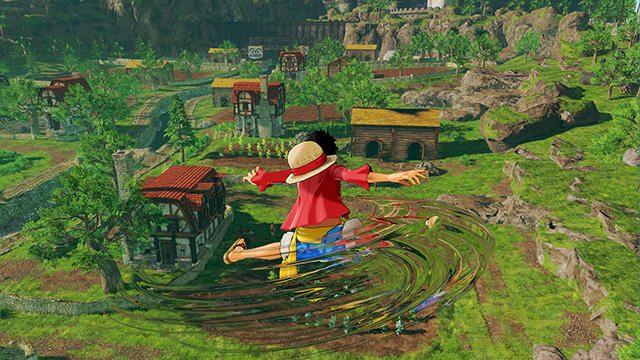 "「ONE PIECE」ゲーム新プロジェクト""DAWN""の内容が明らかに。PS4®『ONE PIECE WORLD SEEKER』2018年発売!"