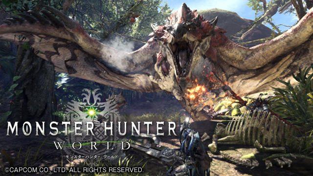 『モンスターハンター:ワールド』第2回ベータテスト開催! 狩猟の世界に飛び込もう!!【特集第1回/電撃PS】