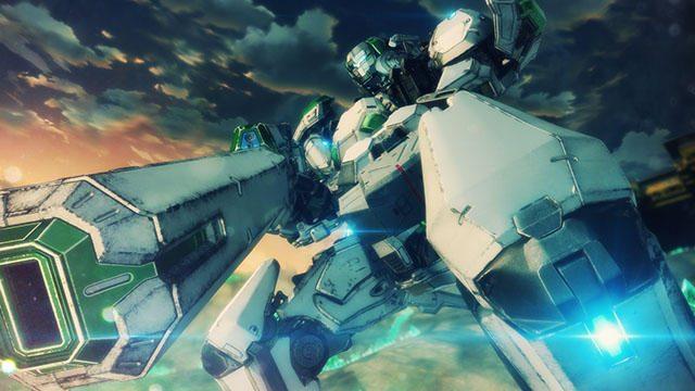 ハイスピードロボットチームバトル『ボーダーブレイク』がPS4®に登場! 2月3日よりオープンβテスト開催!