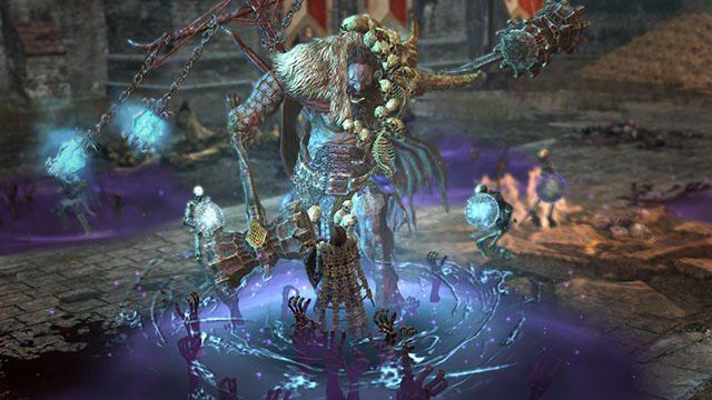 『ドラゴンズドグマ オンライン』の新ウォーミッション「ジフール砦攻略戦」開幕! 「骸の将」を撃破せよ