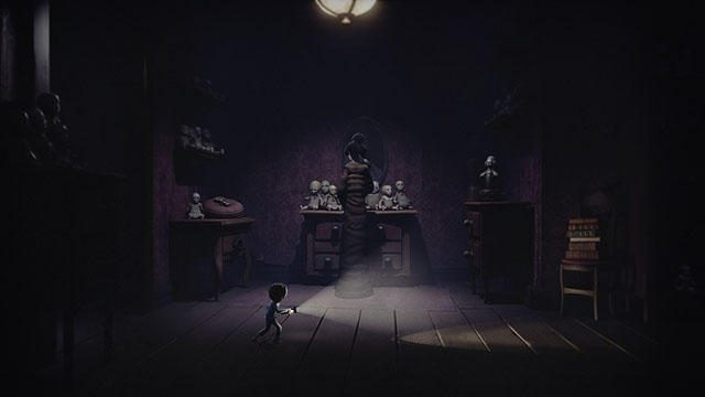 『LITTLE NIGHTMARES-リトルナイトメア-』追加DLC第3弾「The Residence-静寂のアトリエ-」が配信スタート!