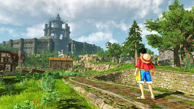 ひとつなぎの大冒険へ。『ONE PIECE WORLD SEEKER』の舞台、新世界の謎の島にある多彩なフィールドに注目!