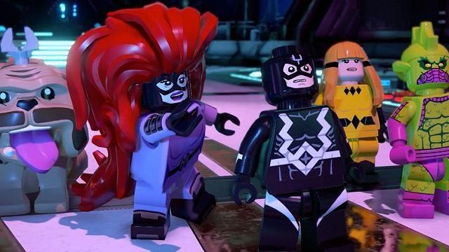 『レゴ®マーベル スーパー・ヒーローズ2 ザ・ゲーム』最新映像は超人種族「インヒューマンズ」が大活躍!