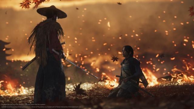 【E3 2018】蹂躙された故郷を取り戻す侍の戦い! 『Ghost of Tsushima』(仮称)メディアセッションレポート