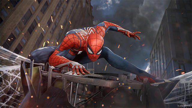 【E3 2018】『Marvel's Spider-Man』プレイレビュー! アクションの気持ちよさやヒロイズムの魅力が満載!