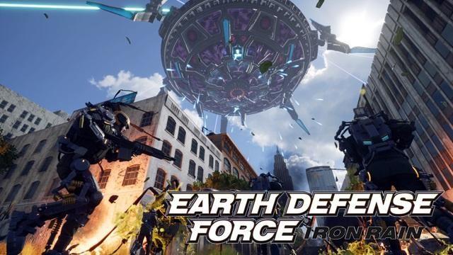 人類よ再起せよ! 『EARTH DEFENSE FORCE: IRON RAIN』は滅亡に瀕した世界の……もうひとつのEDF!