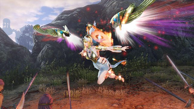 『無双OROCHI3』に新しく参戦する気高き戦女神「アテナ」とは? 「神器」「神格化」に関する新情報も!