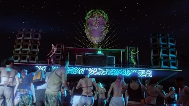 「GTAオンライン:ナイトライフ」配信スタート! ロスサントスの空き物件を街一番のクラブに成長させよう