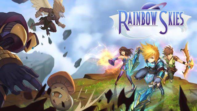 憧れていた地上での冒険がひょんなことから実現!? 『Rainbow Skies』はやり込み要素がいっぱいのSRPG!