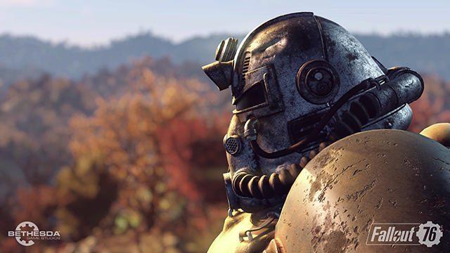 11月15日発売『Fallout 76』DL版の予約受付中! PS Store限定予約購入特典はシステムソフトウェアテーマ!