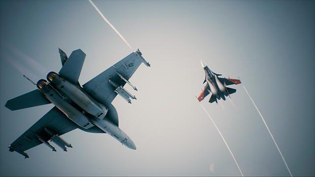 【TGS2018プレイレビュー】あのメビウス1も復活!? 『ACE COMBAT™ 7: SKIES UNKNOWN』で本物の空戦を体験!