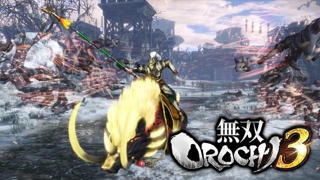 """『無双OROCHI3』の新要素""""神器""""が放つ、神の技に刮目せよ!【特集第3回/電撃PS】"""