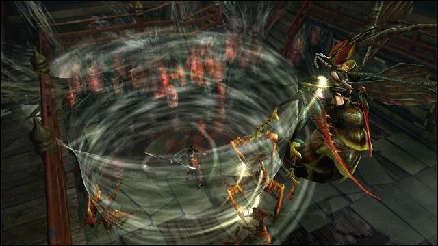 PS4®『鬼武者』の醍醐味と言えるアクションをご紹介! 豪華賞品が当たる大喜利Twitterキャンペーンも開催!