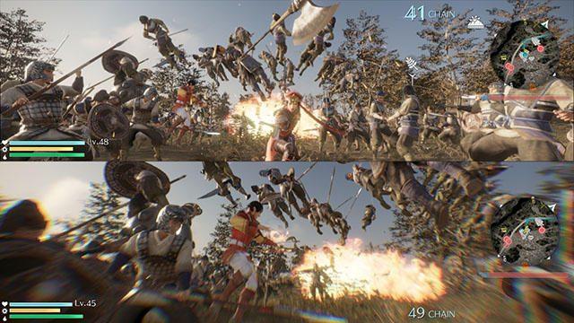 オンライン協力プレイも可能な『真・三國無双8』無料共闘&体験版、本日配信スタート! 最新DLC情報も公開!