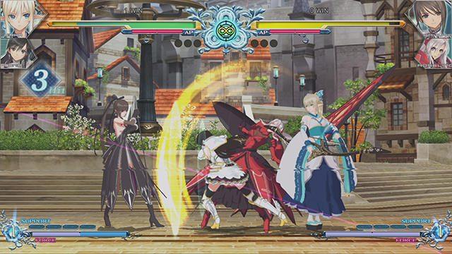 「シャイニング」シリーズ最新作の対戦格闘『BLADE ARCUS Rebellion from Shining』2019年3月14日発売!