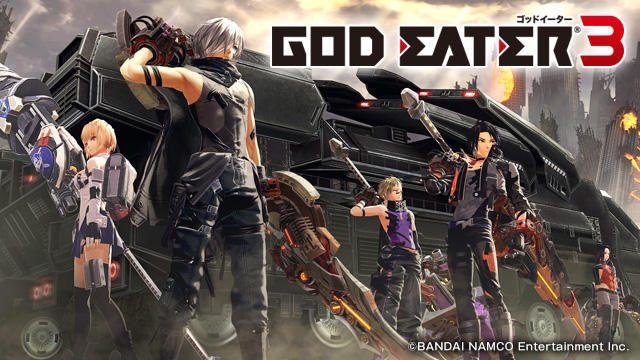 本日発売の『GOD EATER 3』の注目ポイントを『GE』からのシリーズ経験者が語る【特集第2回/電撃PS】
