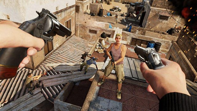 【PS VR】VRアクションの真打、ついに登場! 『ライアン・マークス リベンジミッション』の魅力に迫る