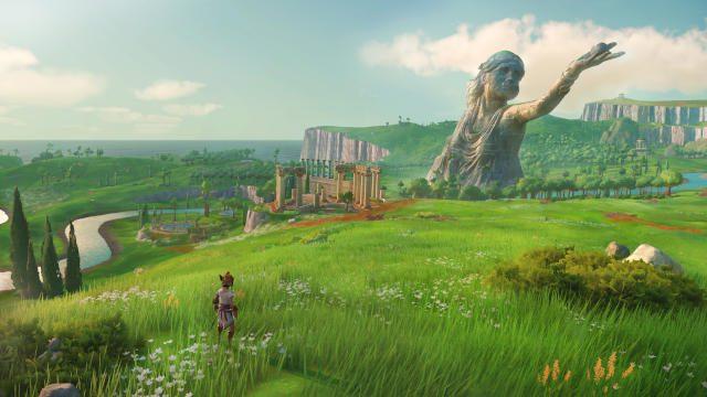 【E3 2019】新作オープンワールド『ゴッズ アンド モンスターズ』2020年2月27日発売! DL版の予約受付中!