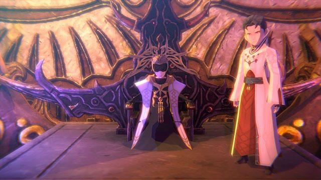 『鬼ノ哭ク邦』の舞台「中ノ邦」を治める2人のキャラを紹介! 二つの世界を行き来するシステムの詳細も!