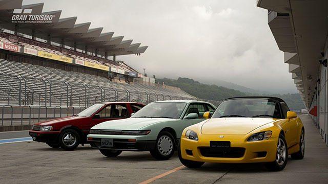『グランツーリスモSPORT』8月アップデート配信! 珠玉のジャパニーズ・スポーツカー5台などを追加!