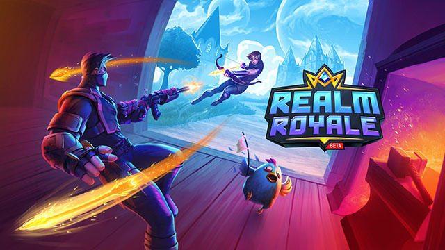 『Realm Royale』のPS Plus特典バンドルが無料配信開始! ファンタジーバトルロイヤルの世界に飛び込もう!