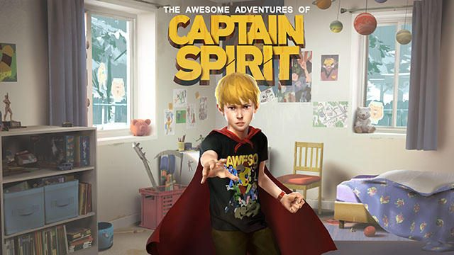『Life is Strange 2』につながる物語──『The Awesome Adventures of Captain Spirit』2月6日無料配信!