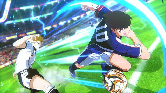 『キャプテン翼 RISE OF NEW CHAMPIONS』のアクションシステムでスーパープレイをリアルタイムに繰り出せ!