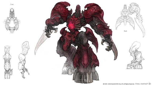 『FFXIV: 漆黒のヴィランズ』の最新コンテンツ「ルビーウェポン破壊作戦」制作の裏側を開発チームが語る!