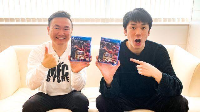 「ONE PIECE」大好き芸人の「かまいたち」のふたりが『ONE PIECE 海賊無双4』で初ゲーム実況!