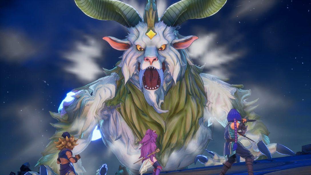 あの名作アクションRPGをフルリメイク! 『聖剣伝説3 TRIALS of MANA』本日発売!!