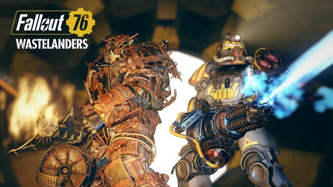 『Fallout 76』大型無料アップデート「Wastelanders」の新要素をリードデザイナーが解説!