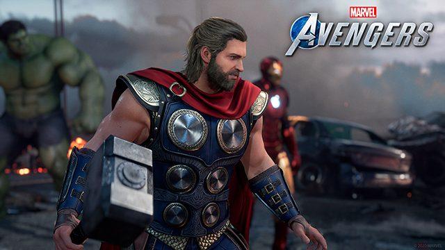 『Marvel's Avengers (アベンジャーズ)』予約受付開始! 最新トレーラーも公開!!