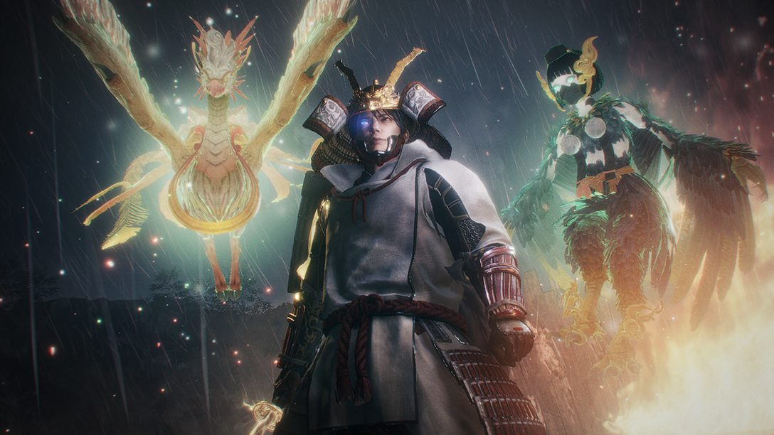 『仁王2』の有料DLC第一弾「牛若戦記」配信開始! 時をさかのぼり、源平がしのぎを削る平安末期の戦場へ