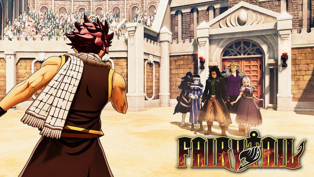 『FAIRY TAIL』本日発売! 連携技をつなぐ魔法バトルの魅力をプレイレビュー!【特集第3回】
