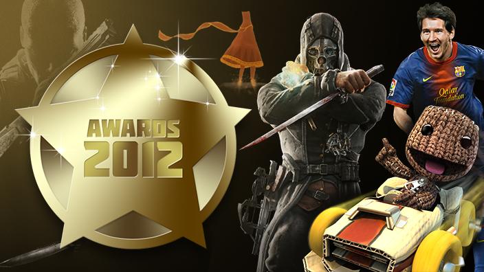 PlayStation Community Awards 2012