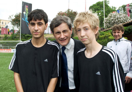 Alemanno e Freestylers