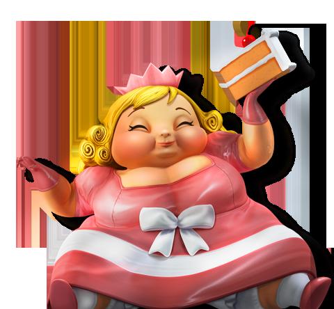 Fat Princess PSASBR