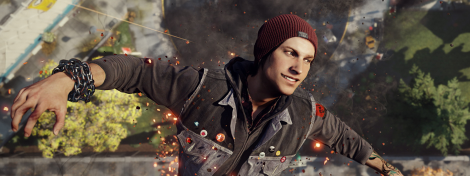 inFAMOUS Second Son Patch Featured