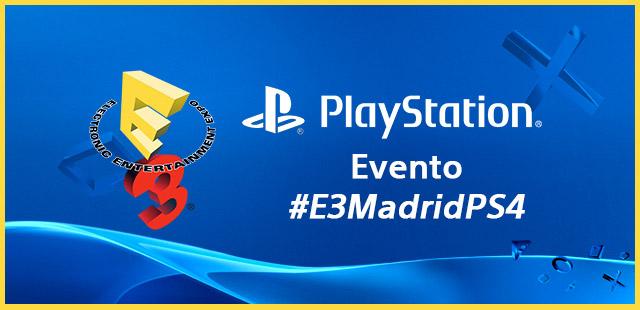 Imagen-evento-E3MadridPS4 OK