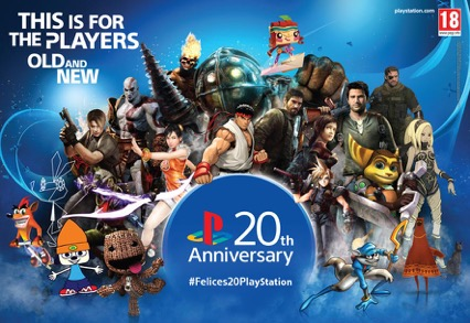 20th Anniversary Character Montage_ES