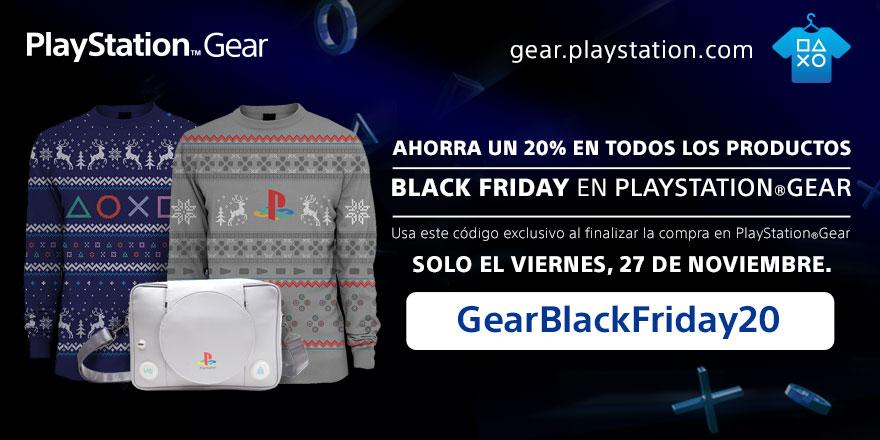 Black Friday PS Gear