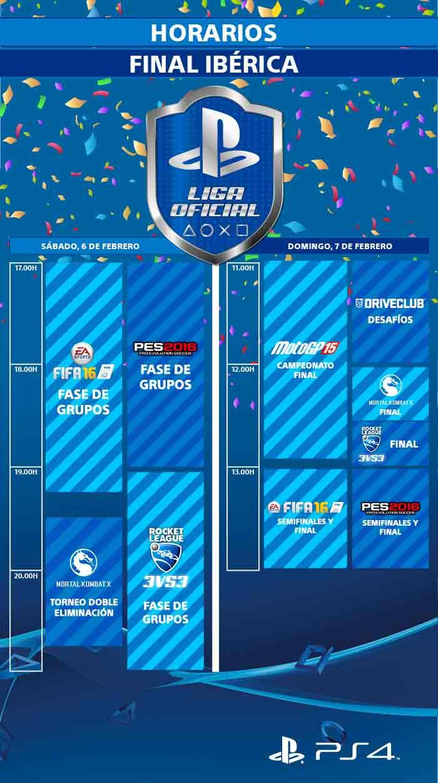 Liga Oficial PlayStation Final Ibérica